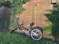 """Canyon kids bmx style 20"""" trailer bike **MAY DELIVER IF LOCAL**"""