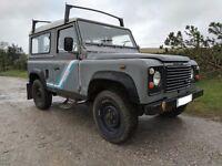 Landrover Defender 200Tdi 1991 H Reg