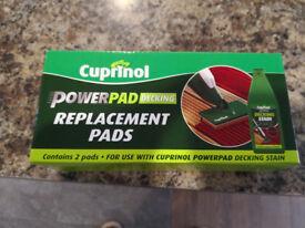 Cuprinol decking replacement powerpads