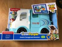 Fisher-Price Toy Story 4 Little People Toys