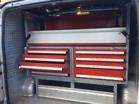 Van Racking / Vehicle Storage / Steel