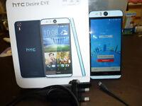 HTC Desire Eye boxed