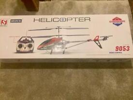 Brand new massive remote control helicopter R.R.P £89.99