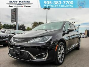 2018 Chrysler Pacifica LIMITED, BACK UP CAM, BLIND SPOT MONITOR,