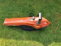 Flymo GardenVac/Blower 2700w Turbo