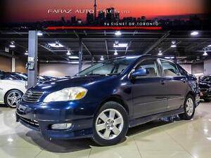 2007 Toyota Corolla S|SPORT|SUNROOF|LOADED