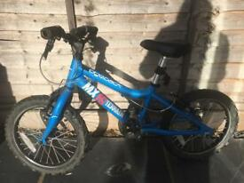 Kids MX 16 Ridgeback bike