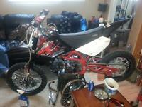 ssr pit bike trade or sale