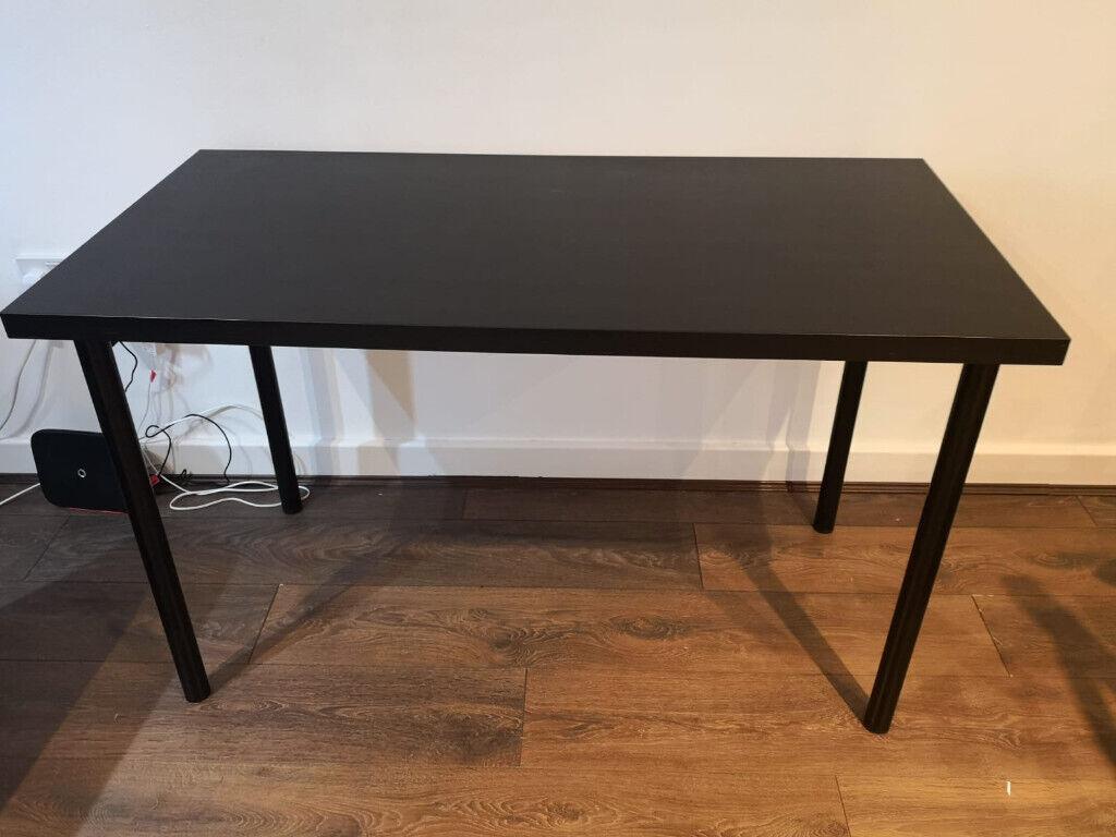 Ikea desk linnmon in birmingham city centre west midlands