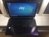 Quad core 4GB Ram VFAST Like New Slim HP HD Laptop Massive 1TB(1000GB)Window10,Microsoft office