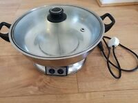 Table Top Chinese Hot Pot cooker