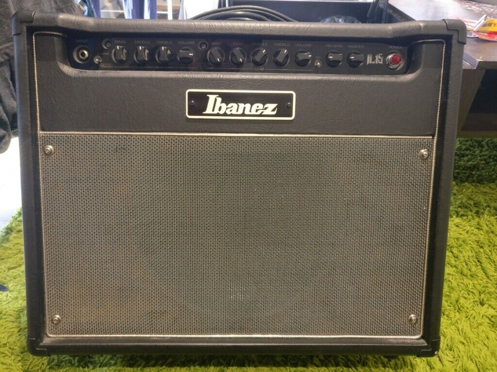 Ibanez IL15 Iron Label Tube Combo Amplifier | in Southampton, Hampshire |  Gumtree