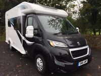 BAILEY 540 APPROACH AUTOGRAPH 'COMPACT' LUXURY MOTORHOME