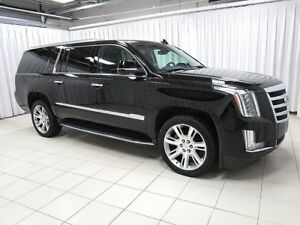 2018 Cadillac Escalade 4X4 7PASS w/ HEATED FRONT SEATS, HEATED S
