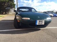 Mazda Eunos Manual 1796cc V-Special Roadster £3,495 Non-modified- Must be seen