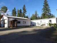 Private Home & Shop on Beautiful 37.76 Acres