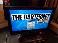 """Lg 32"""" Television £110. No Offers Can Deliver Locally and Show Working"""