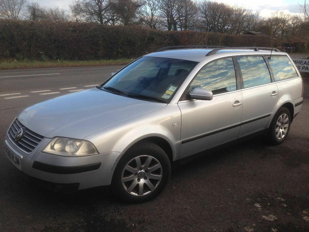 Volkswagen Passat 2001 SE 1.9 tdi VW pd130 Diesel Estate B5 / B5.5 Manual