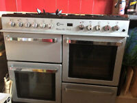 Flavel Milano 100 range cooker duel fuel