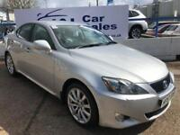 LEXUS IS 2.5 250 SE-L 4d AUTO 204 BHP A GREAT EXAMPLE INSIDE AND OUT (silver) 2007