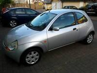 Ford Ka 2007 Silver, Good Little Runner & Low Mileage!!!