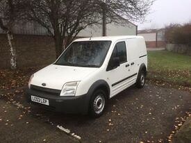 Ford transit connect tddi van