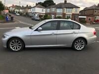 2010 BMW 3 series 318i business edition fully loaded idrive leathers 12 Months mot 320d 325 330