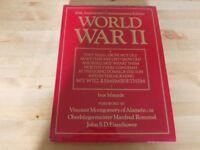 Hard back book World war 2 very good condition
