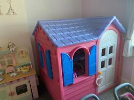 Little Tikes Pink Cottage