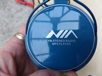 Built in Mp3 Player Headphones
