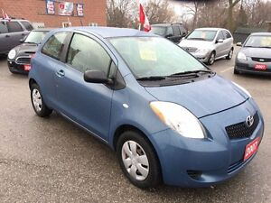 2007 Toyota Yaris NO ACCIDENT - SAFETY, E-TEST & WARRANTY INCLUD