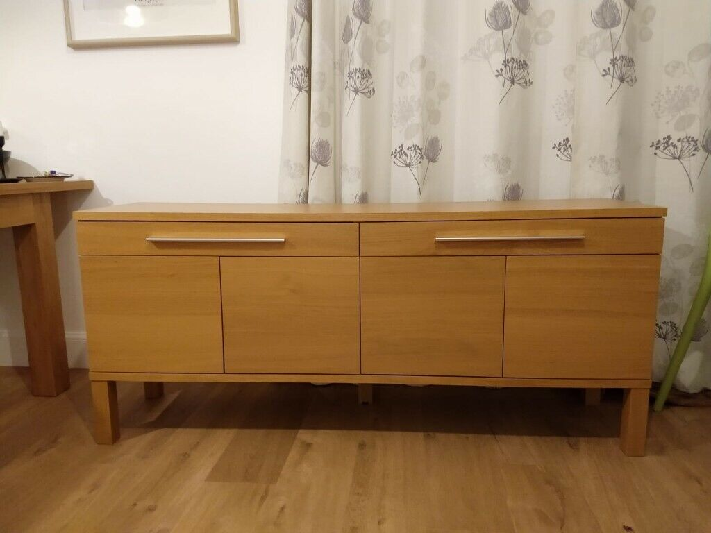Ikea Bjursta Sideboard In Rosewell Midlothian Gumtree