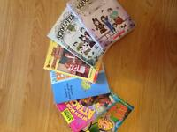 Teenage Girl Book Lot