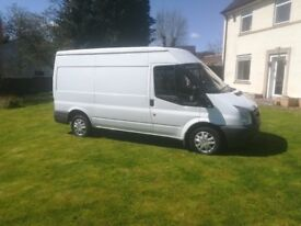 TRANSIT 280 MWB LOW MILES FULL YEAR MOT £2450 NO VAT
