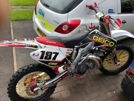 HONDA CR 250 MINT ...2007