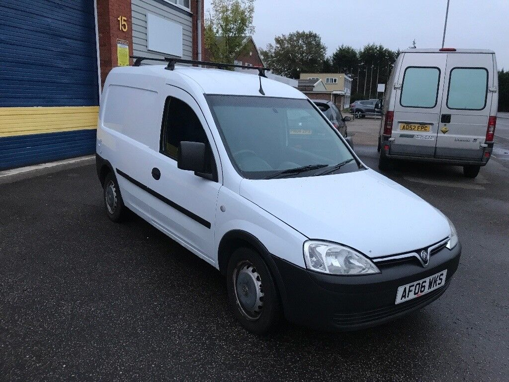 2006 Vauxhall combo 1.3 cdti 12 months mot/3 months parts and labour warranty