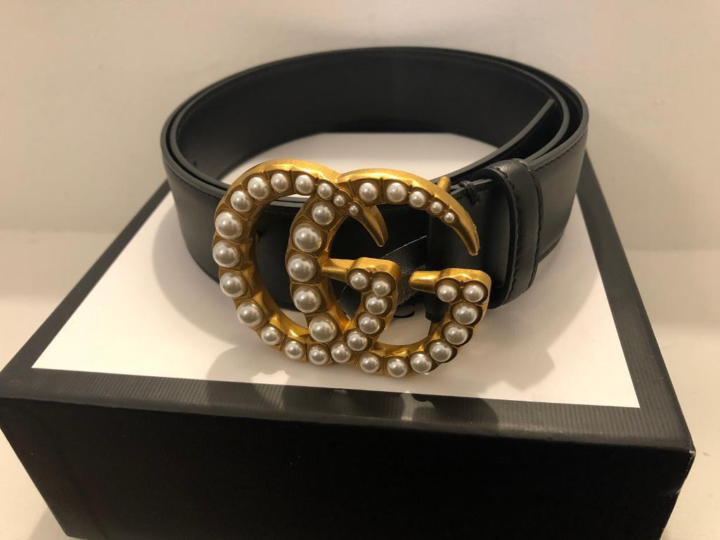 005fca62883 Gucci GG Pearl Belt