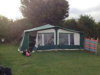 Pennine Pathfinder 600 DL Trailer Tent 2003