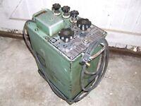 BOC 180 amp arc welder oil cooled