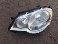 Polo n/s headlight 2005 >08