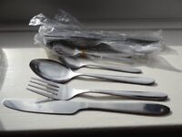 Cutlery - 4 person set New