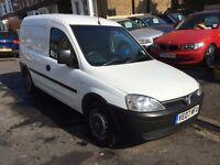 Vauxhall Combo 2007 1.3TD 1700 Panel Van PART SERVICE HISTORY MOT TILL NOVEMBER 2016 HPI CLEAR