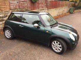Mini One 1.6 2002 SALT Pack, FSH, 2 owners, Lovely Condition, owned by myself for the last 15 years