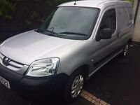 Peugeot Partner Van for sale
