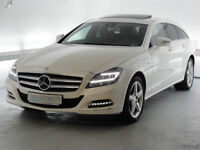 Mercedes-Benz CLS Shooting Brake 350 CDI 4Matic AMG SPORTPAKET