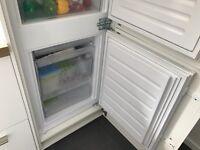 Integrated ikea fridge freezer model EFFEKTFULL 6b304w