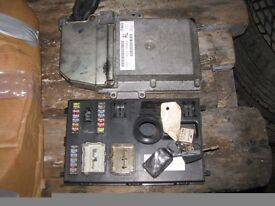 Ford Transit Mk7 2.2 Tdi ECU & Transponder