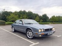 2002 51 plate Jaguar xj8 executive 3.2 v8 auto lwb 12 month mot ***BARGAIN***