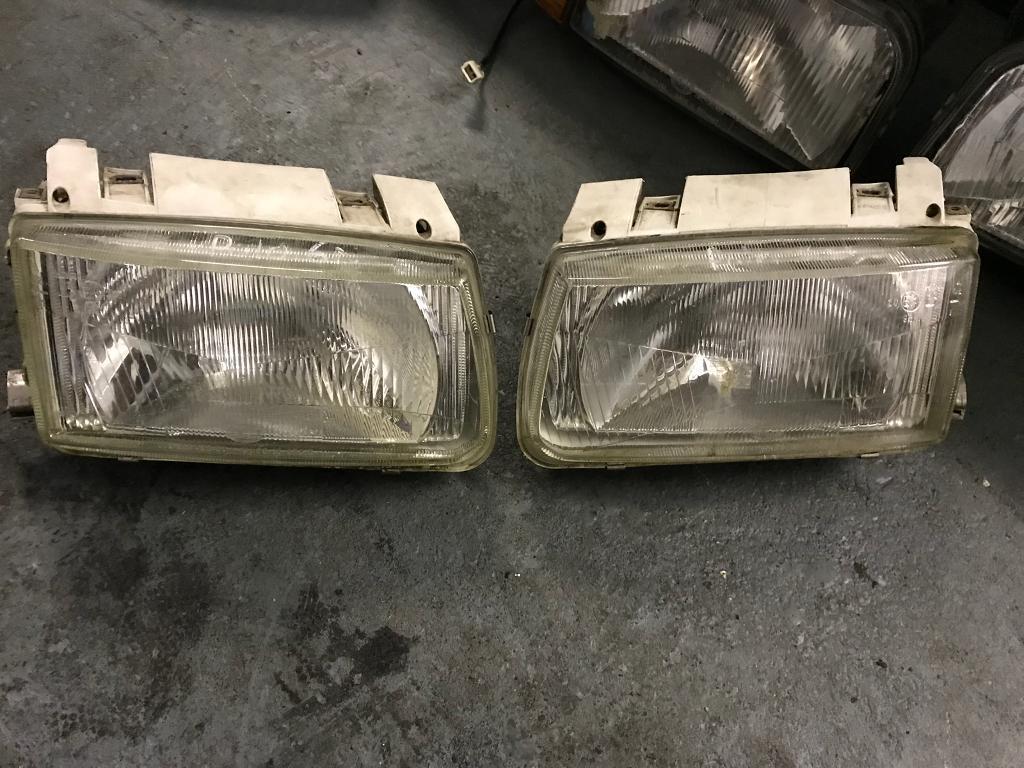 Polo 6n2 headlights