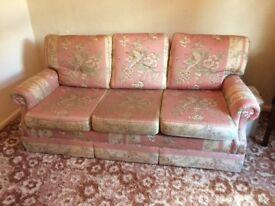 comfortable sofa / sofa bed